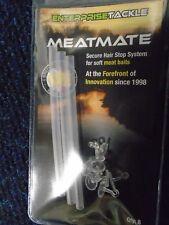 Enterprise Tackle Meatmate Hairstop Adaptors 8pcs for Carp Fishing ET29