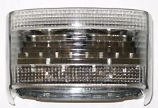 clear LED taillight Honda CB 1300 SC40 1998-2002 registrations, tail light/lamp