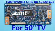AUO T-Con Board T500HVN08.3 CTRL BD 50T20-C02 For 50'' TV Samsung