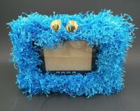 Hand decorated Photo Picture Frame 5x7 Cookie Monster