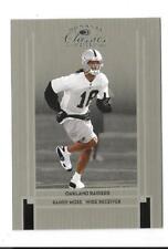 2005 CLASSICS NFL FOOTBALL BASE CARD RANDY MOSS LOT OF 10,MINNESOTA VIKINGS