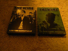 THE WIRE SEASONS 1-5, DVD, 23-DISC SET
