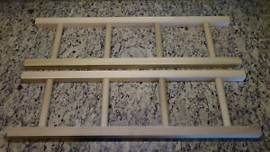 New Pedal Car Fire Truck wood ladders fits Murray dipside AMF Instep Gearbox