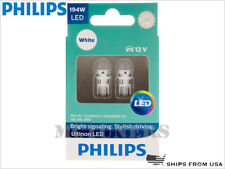 NEW! PHILIPS 194W ULTINON LED WHITE BULBS 194ULWX2 | PACK OF 2