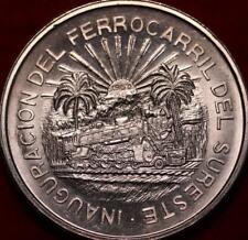 Uncirculated 1950 Mexico 5 Pesos Silver Foreign Coin