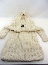 baby GAP cable knit Sleepwear Sack w/ hood & long sleeves 6-12 month
