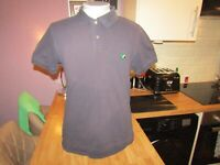 "Men's Designer Lyle & Scott  Medium Polo T Shirt  - 40"" Chest"