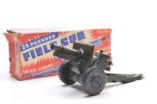 TUDOR ROSE 25 POUNDER FIELD  GUN