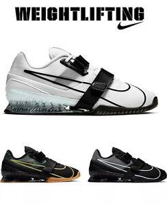 NIKE Romaleos 4 Olympic Weightlifting Powerlifting Shoes Gewichtheben Schuhe