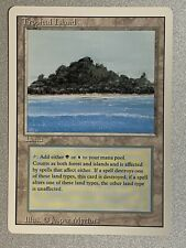 1x- Tropical Island~ Revised 3rd Edition - NM/LP MTG Magic *Excellent Condition*