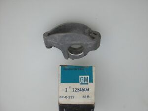 1970-1972; BUICK GRAN SPORT,ELECTRA,WILDCAT,RIVIERA - NOS LH ROCKER ARM #1234503