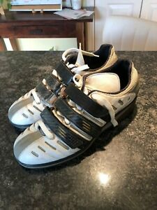 2000 Adidas Adistar Weightlifting Shoes Great Condition Size 9.5 US