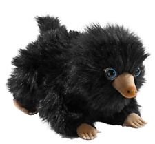 BABY NIFFLER Black Plush Soft Toy 23cm FANTASTIC BEASTS Noble Collection NN8092