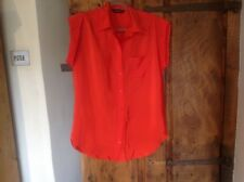 Dorothy Perkins red blouse