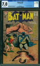 Batman 165 CGC 7.0 -- 1964 -- 1st app Patricia Powell. Infantino #2047499015