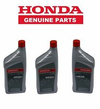 3-Quarts Genuine Honda ATF DW-1 Automatic Transmission Fluid Fits Honda
