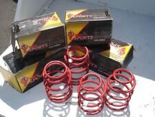 CHRYSLER NEON - PEDDERS SPORTS RYDER LOWERED COIL SPRINGS  (PARTS)