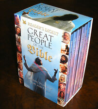 Reader's Digest: Great People of The Bible * NEW Factory Sealed 6-DVD Boxset