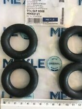 4 x Meyle Exhaust Rubber Ring Mountings Fits Mercedes, VW & Audi Models