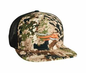 Sitka Trucker Hat Subalpine One Size Fits All