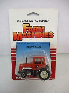 Ertl Die-Cast Farm Machines Deutz-Allis Tractor 1/64