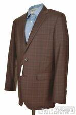 NWT BROOKS BROTHERS Red Plaid 100% Wool Blazer Sport Coat Jacket - BESPOKE 40 R