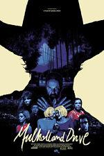 Mulholland Drive David Lynch poster №8 print giclee 8X12&12X17 reproduction