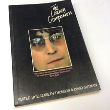 The Lennon Companion by Elizabeth Thomson, David Gutman (1988) Nice Condition!