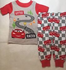 Toddler Boys  Disney Pixar Cars  snug fit pajamas size  18 Months
