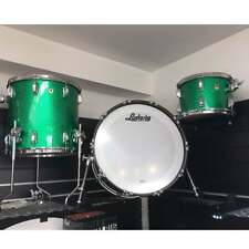 Ludwig Classic Maple USA Drum Kit 13/16/22 Green Sparkle