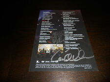 Heart Ann Nancy Wilson Autograph Signed DVD Cover PSA
