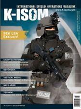 K-ISOM 1/14: Kommando Magazin Spezialeinheiten Ausrüstung Ausbildung Einsatz NEU