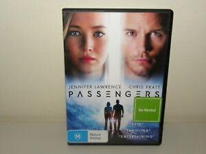 Passengers (DVD) REGION 4 - EX RENTAL