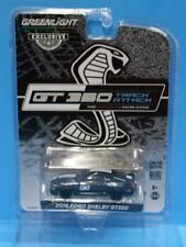 GREENLIGHT 1/64 2016 Ford Mustang Shelby GT350 Track Attack #17 Ford Performance