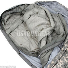 Made in USA Army 5 pc Improved Modular GTX Goretex  ACU Sleep System IMSS BAG GI