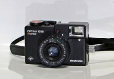 AGFA OPTIMA 1035 Sensor Electronic 1:2,8/40mm PARATRONIC Sucherkamera TOP