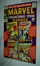 Marvel Collectors' Item Classics #1 Nm 9.4 White pages Unrestored 1965 Marvel
