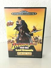 Sega Mega Drive Indiana Jones OVP