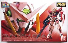 BANDAI RG 1/144 Gundam Exia Trans-am clear Gunpla EXPO 2016 limited model kit
