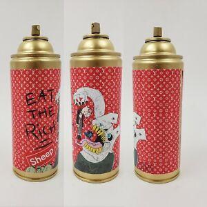 Eat the rich Limited Edition Spray Paint Not louis vuitton supreme alec monopoly
