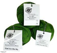 Loops & Threads Joy Dk Anti-Pilling Yarn Ball #Jy10 Leaf 3.5 oz 273 yds 3 Pk