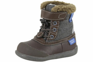 See Kai Run Toddler Boy's Jack WP/IN Insulated Winter Boots Shoes