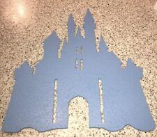 Disney Princess Castle Wall Art/Pin Board. 100% Cork NOT Cork Paper On Cardboard