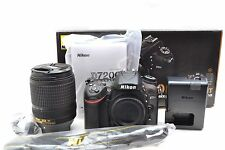 Nikon D7200 24.2MP DSLR Kit With 18-140mm VR Lens - 3 Year Warranty