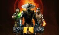 Mortal Kombat 11 Base Game + Aftermath + Kombat Pack | Steam Key | PC | Global