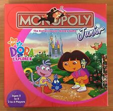 Board Game - Monopoly Junior - Dora the Explorer