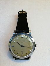 Rare Movado Automatic 331 cal. 6512 stainless steel MOVIMENTO A MARTELLETTO