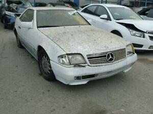 90 91 92 93 Mercedes-Benz MERCEDES 500 Front Door Glass/window Left