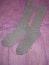 New ~  Men's Dress Gray Socks - heavyweight🧦