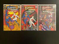 Superman & Madman HullaBaloo! 1-3 High Grade DC Lot Set Run CL56-24
